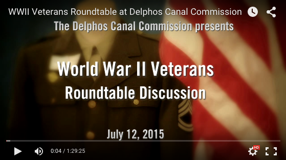 WWII Veterans Roundtable