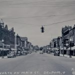 Delphos in the Late 1940's